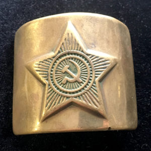 Klamra Pasa rezerwisty - ZSRR