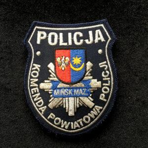 Komenda Powiatowa Policji Mińsk Mazowiecki