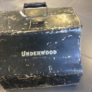 maszyna underwood 4