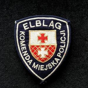 Komisariat Miejski Policji Elbląg