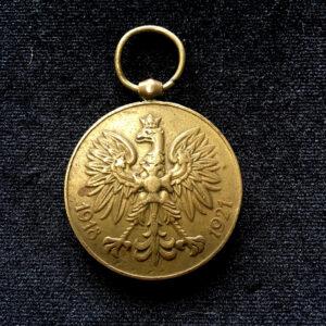 Medal -Polska Swemu Obrońcy 1918 -1921