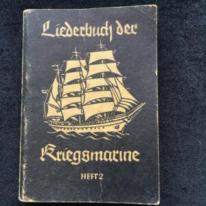 Śpiewnik Kriegsmarine