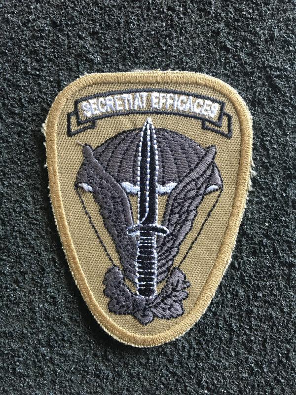 Naszywka 1 Pułk Specjalny Komandosów Lubliniec 1