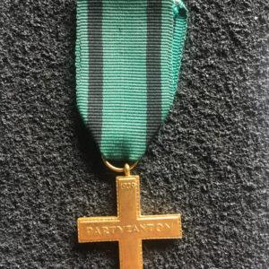 krzyż partyzantom 1