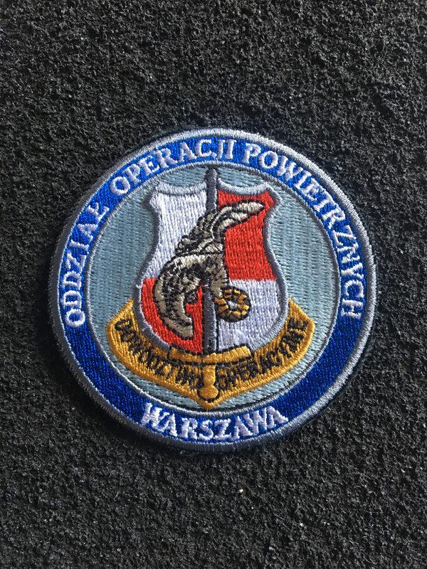 oddział operacji powietrznych
