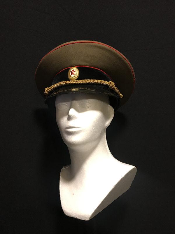 Czapka Oficera ZSRR