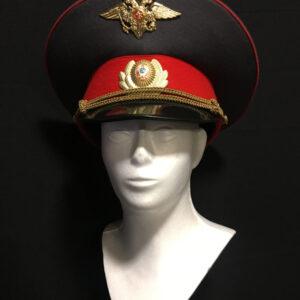 Czapka rosyjskiej milicji