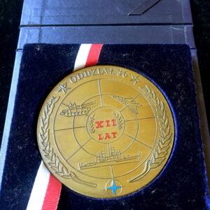 Medal pamiątkowy – Wojskowych Służb Informacyjnych – Oddział 36 1
