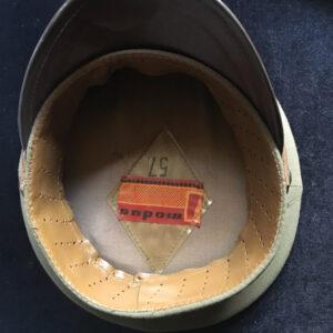 czapka garnizonowa 1