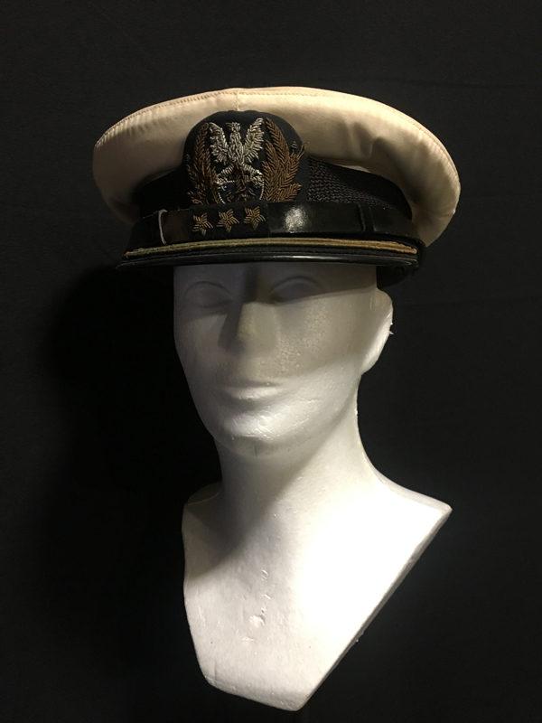 czapka komandora MW PRL 1