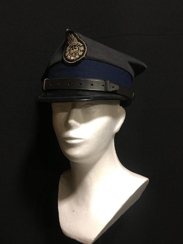czapka strażaka
