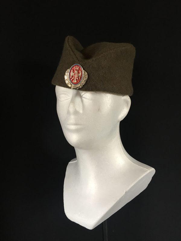 furażerka serbia