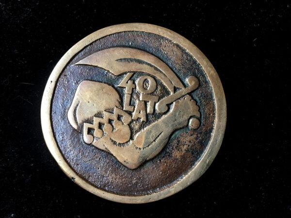 medal MW Art Nad