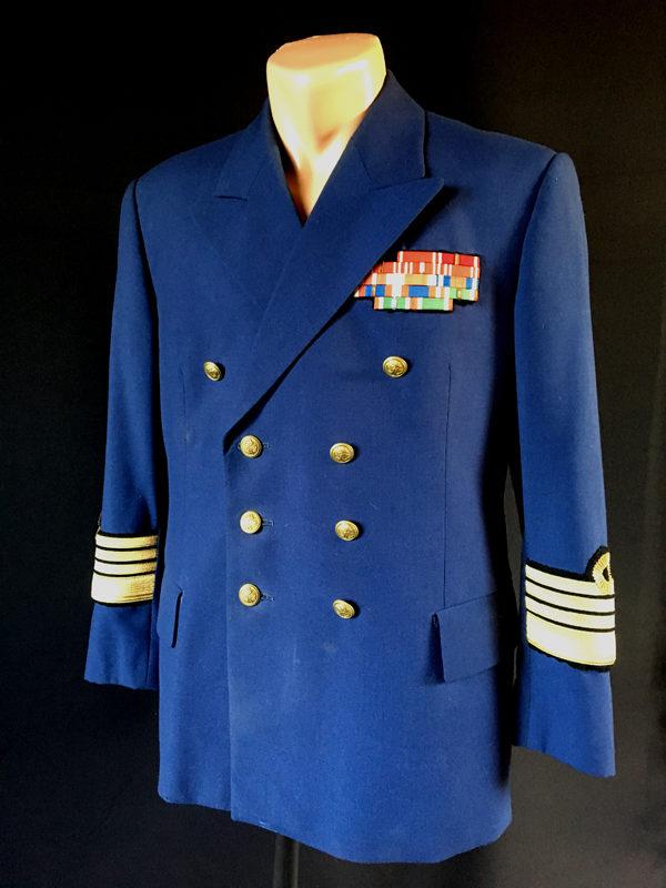 mundur galowy MW