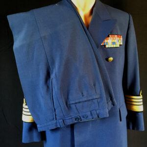 mundur galowy MWa1