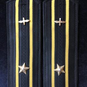Pagony majora lotnictwa floty radzieckiej WMF