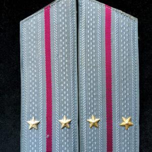 Pagony podporucznika milicji ZSRR
