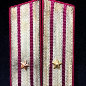 Pagony majora milicji ZSRR