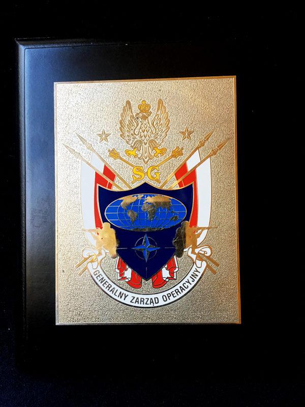 ryngraf Generalny zarząd operacyjny