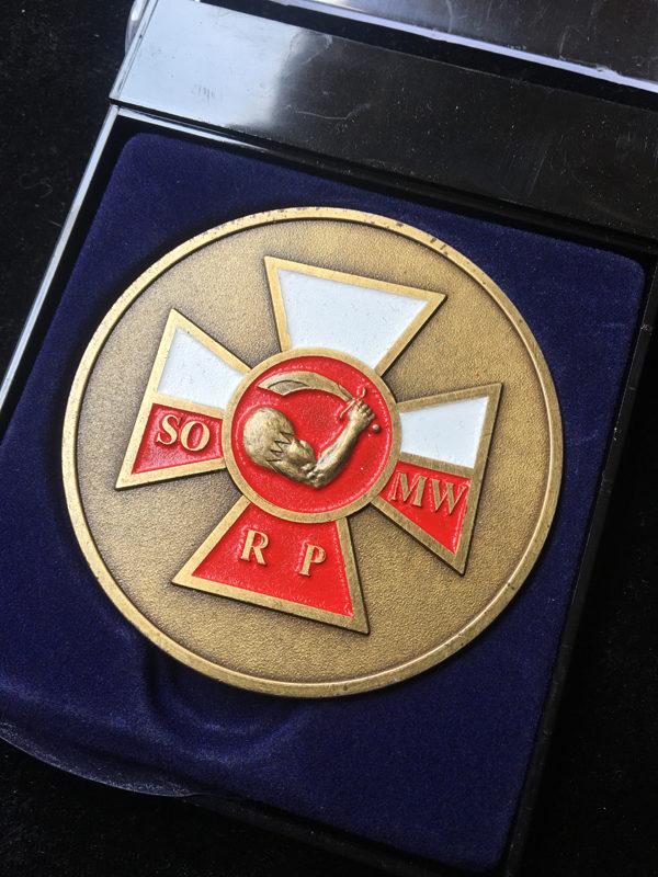 stowarzyszenie oficerów MW 1