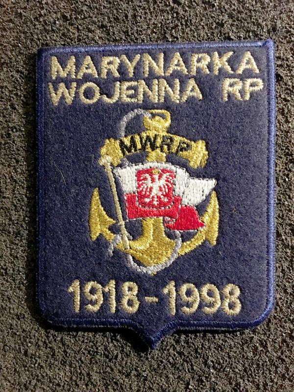 Marynarka wojenna RP 1918-1998