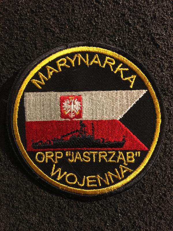 ORP Jastrząb
