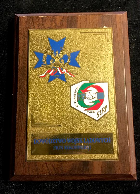 dowództwo wojsk lądowych