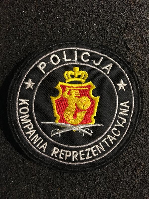 kompania reprezentacyjna polocji