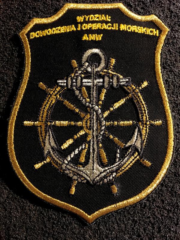 wydział dowodzenia i opracji morskich AMW
