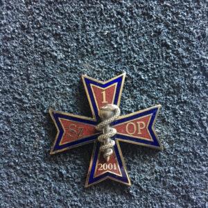 Odznaka - 1 Szpital Operacji Pokojowych
