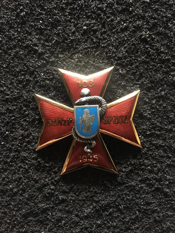 103 Szpital Wojskowy z Przychodnią – Olsztyn