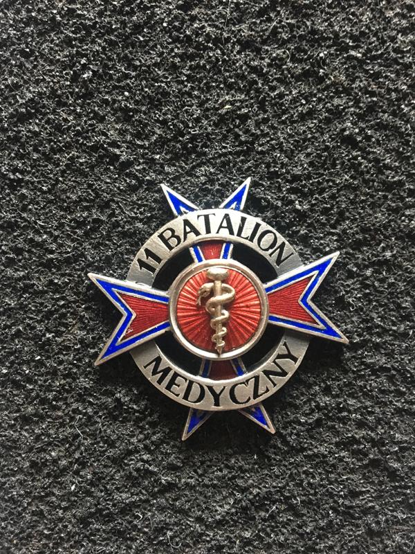 11 batalion medyczny 1