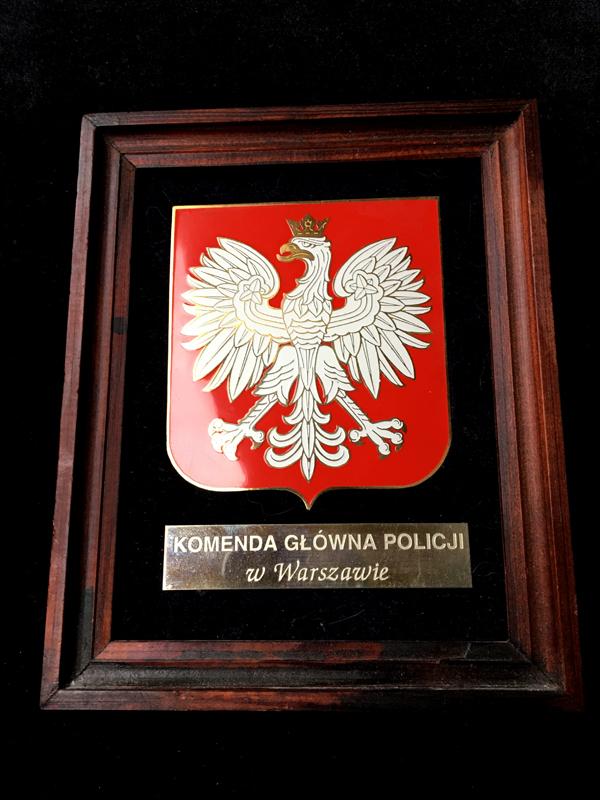 Komanda główna policji
