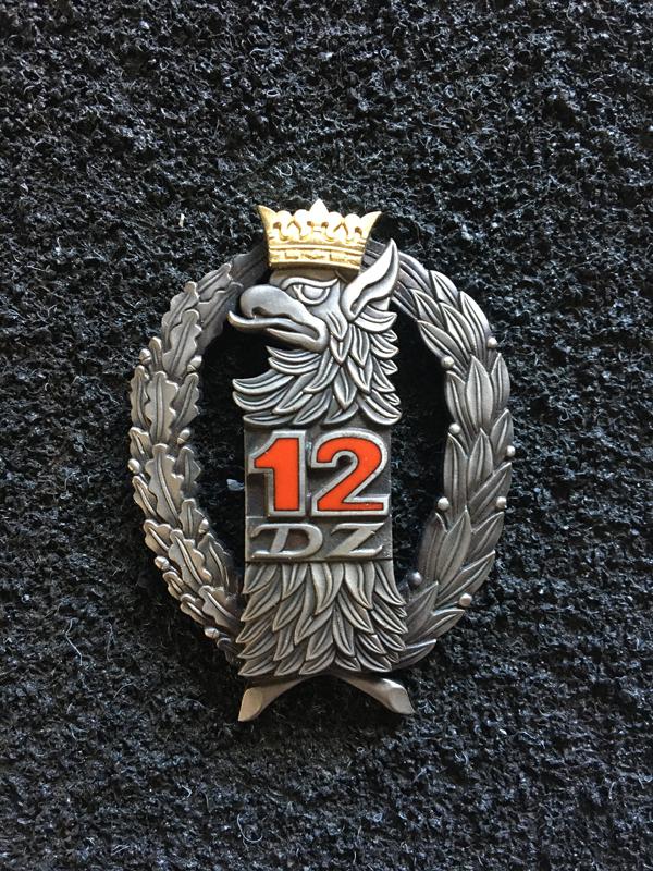 12 dywizja zmechanizowana – szczecin