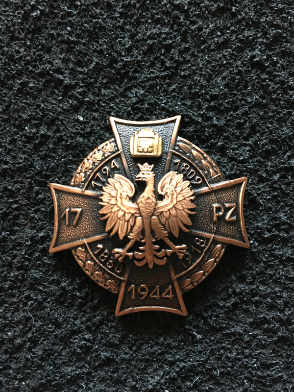 17 pułk zmechanizowany międzyrzecz