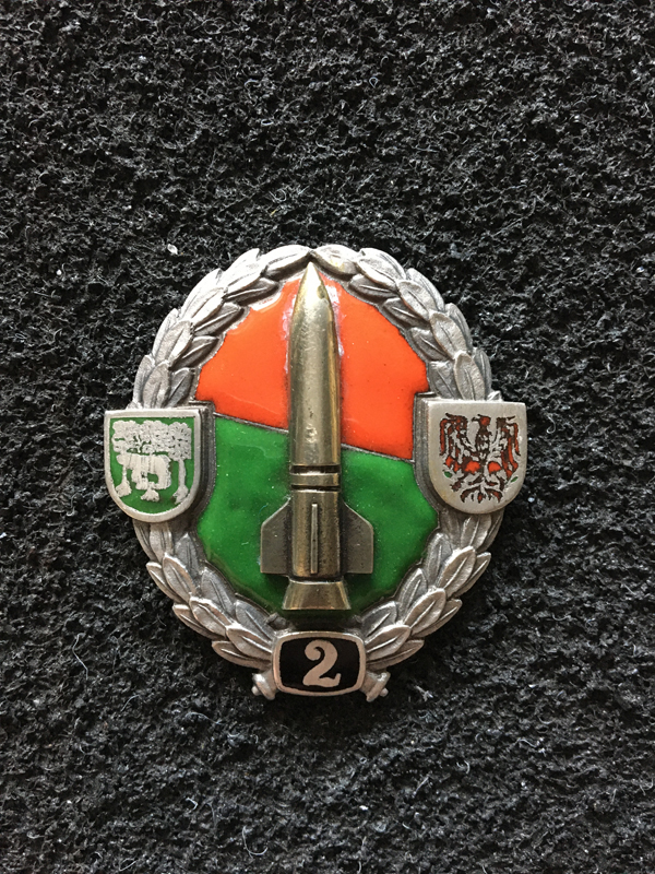 2 pomorski pułk rakietowy choszczno