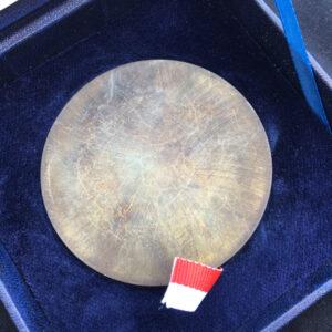 Medal pamiątkowy Dywizjonu Zabezpieczenia Hydrograficznego- brąz