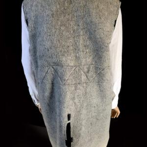 wojskowy płaszcz skórzany 14