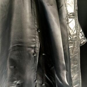 wojskowy płaszcz skórzany 6