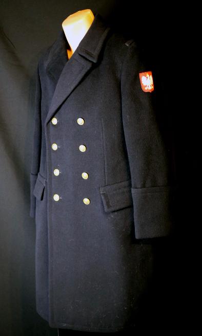 Płaszcz zimowy MW