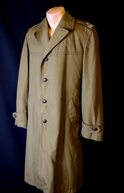 płaszcz wojsk lądowych