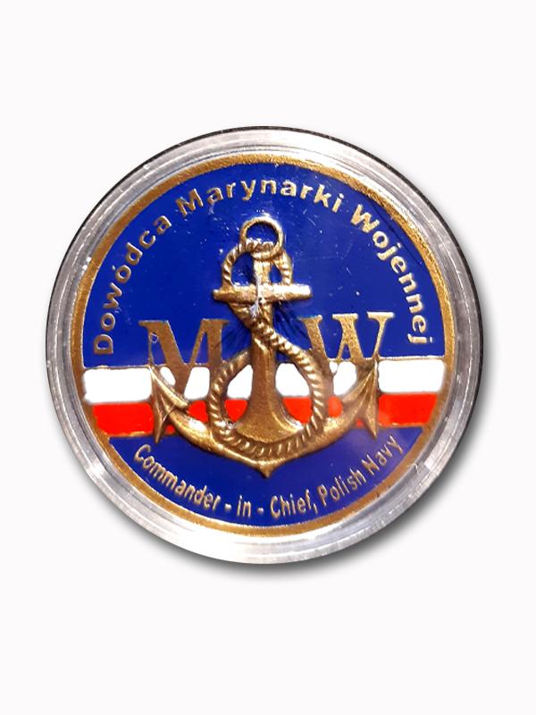 dowódca MW