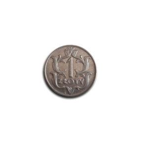 1 zł 1929