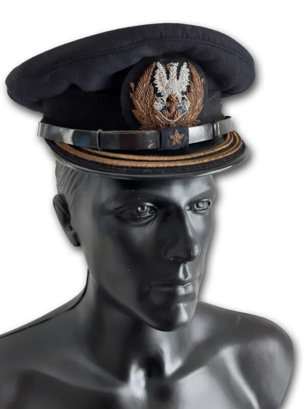 Czapka komandora podporucznika 2b
