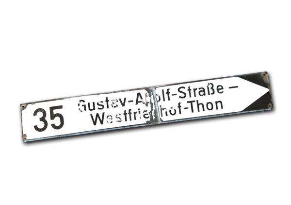 Gustaw Adolf strase