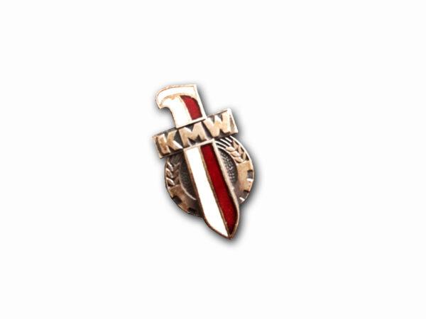 odznaka KMW