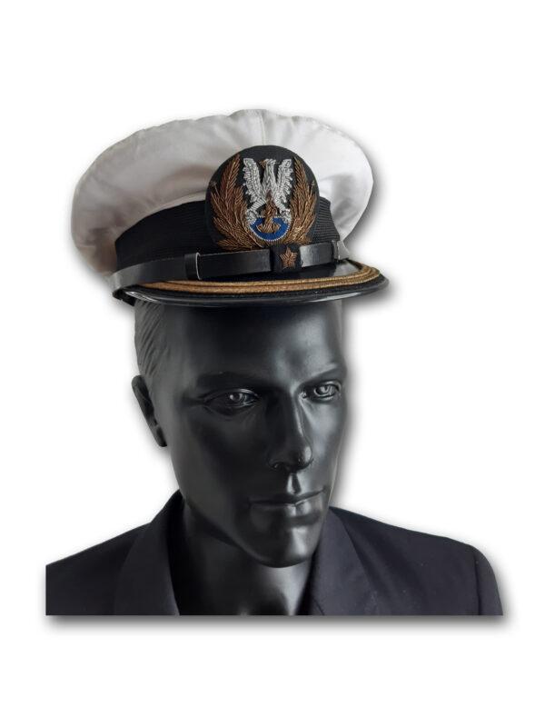 czapka komandor podporucznik 1