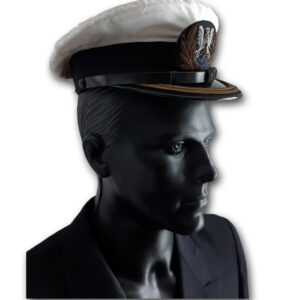 czapka komandor podporucznik 1b