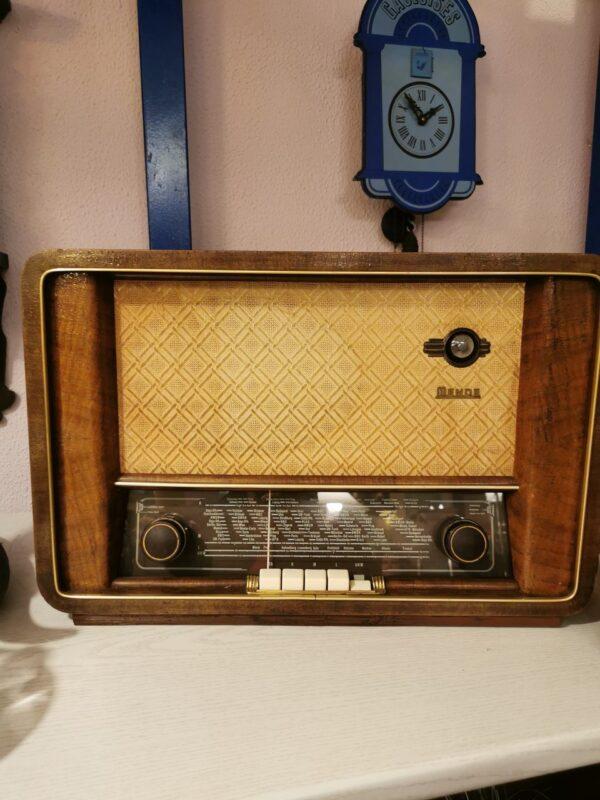 Radio lampowe Mende