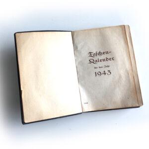 kalendarz 1943 b